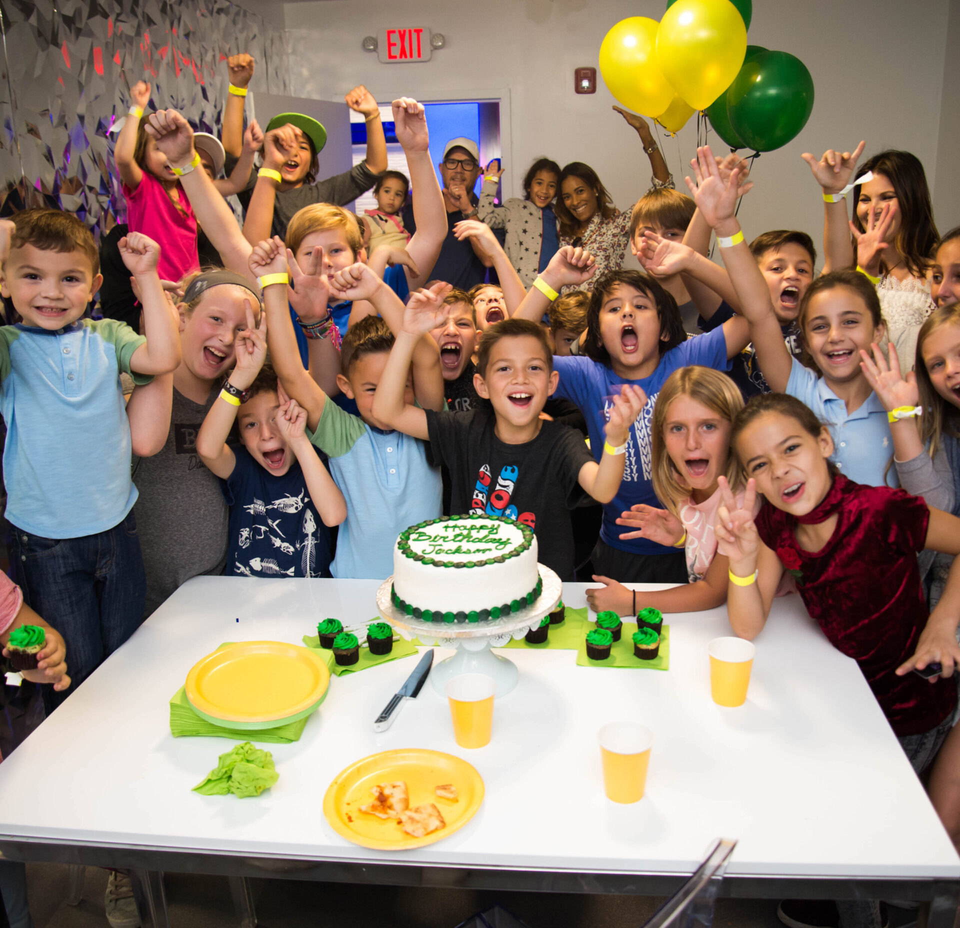 Weekday Parties Tuesday Friday Each Additional Child 25