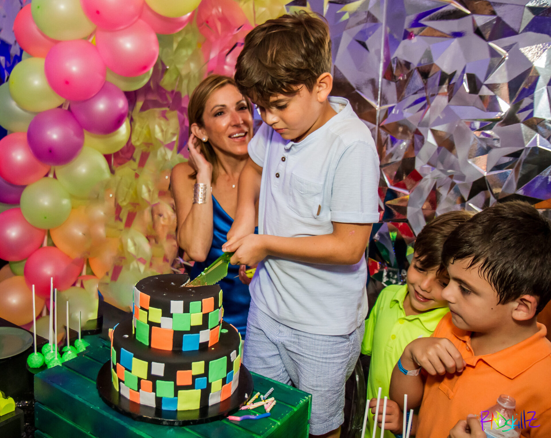 The Ultimate Dimension of Family Fun - Party Packages